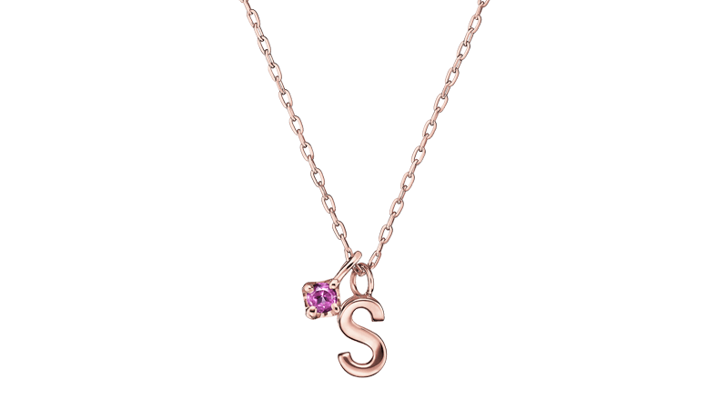 Personal Necklace パーソナルネックレス | アニバーサリージュエリー