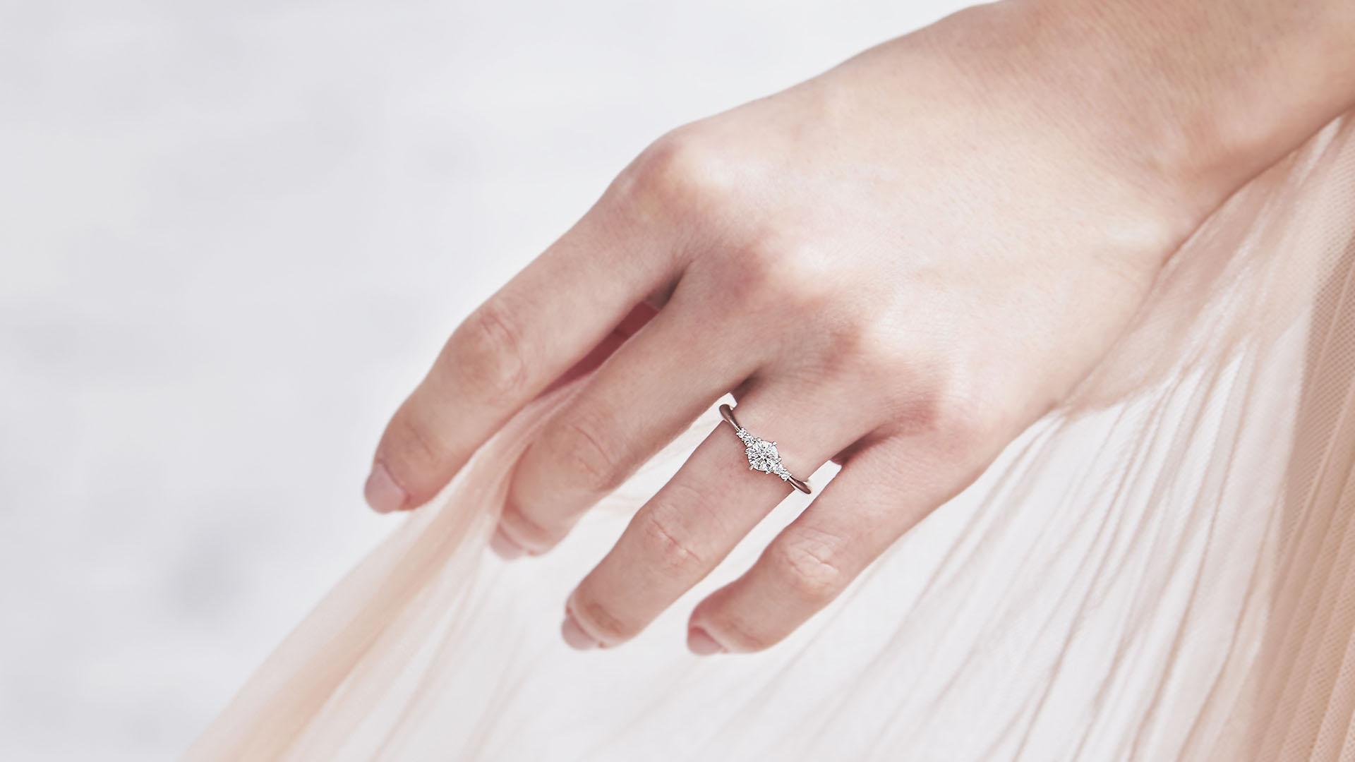 orion オリオン | 婚約指輪サムネイル 4