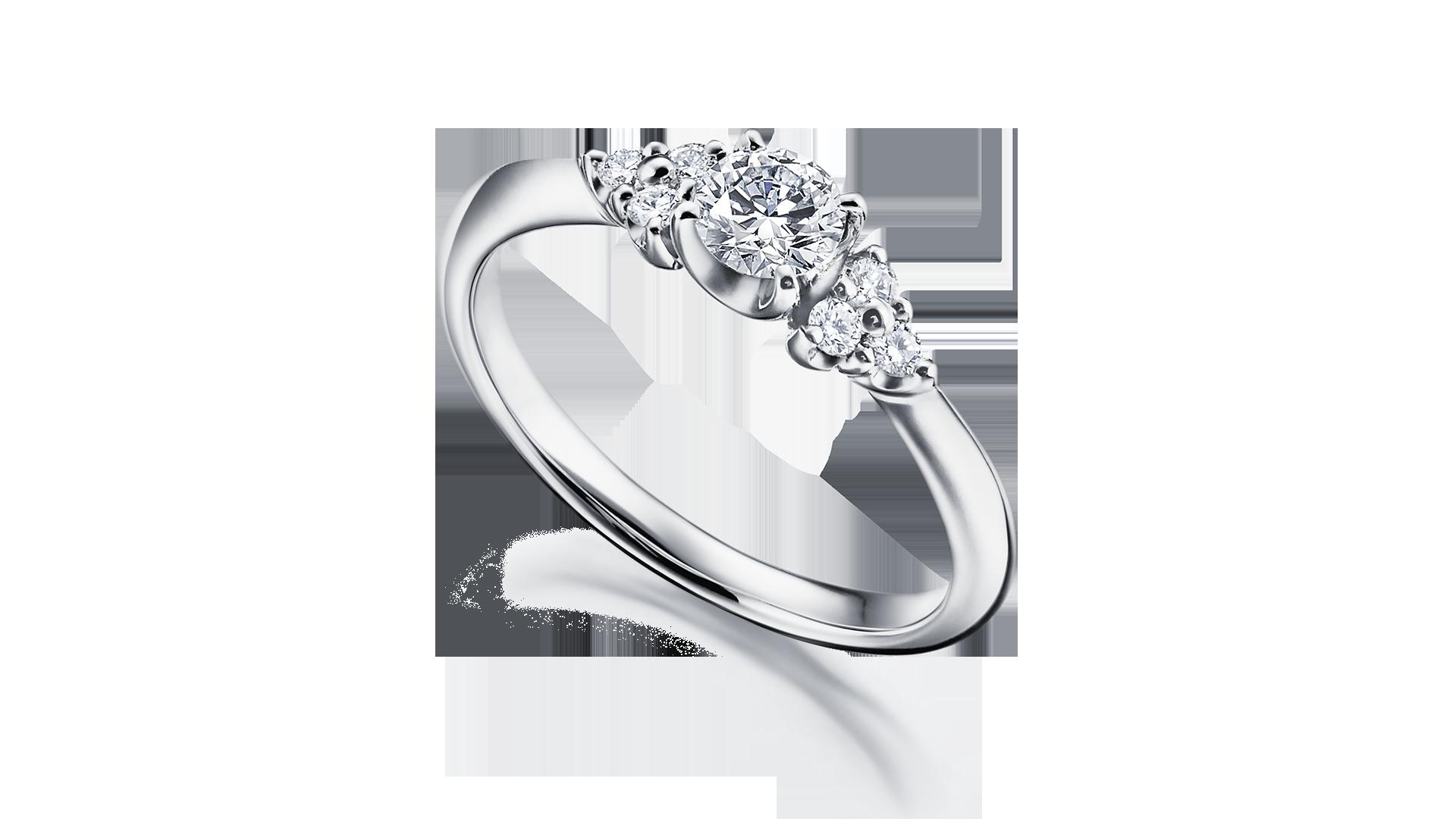 alcyone アルキオーネ | 婚約指輪サムネイル 3