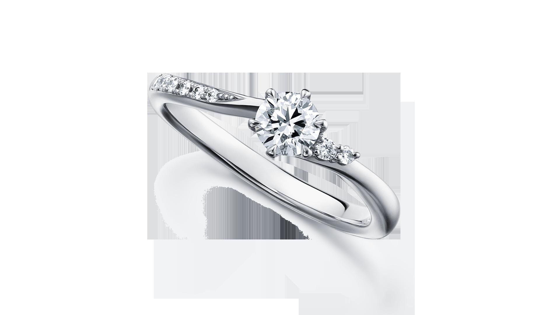 andromeda アンドロメダ | 婚約指輪サムネイル 3