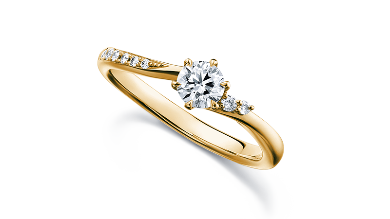 andromeda アンドロメダ   婚約指輪