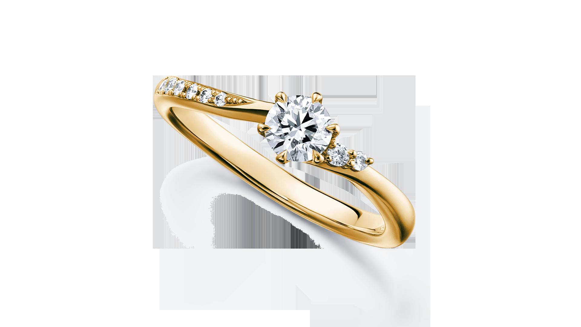 andromeda アンドロメダ   婚約指輪サムネイル 3