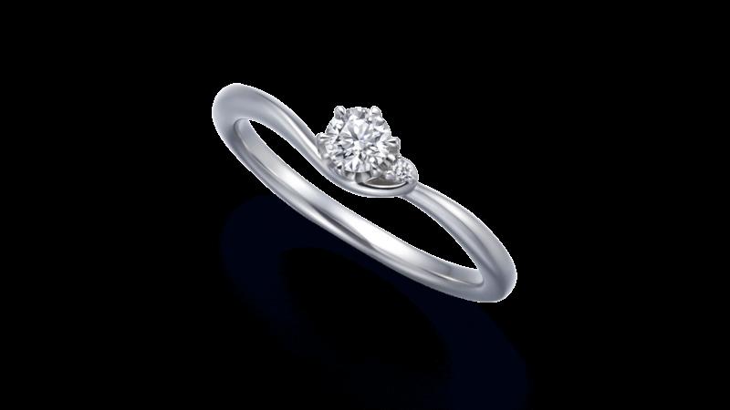 peone ピオネ   婚約指輪