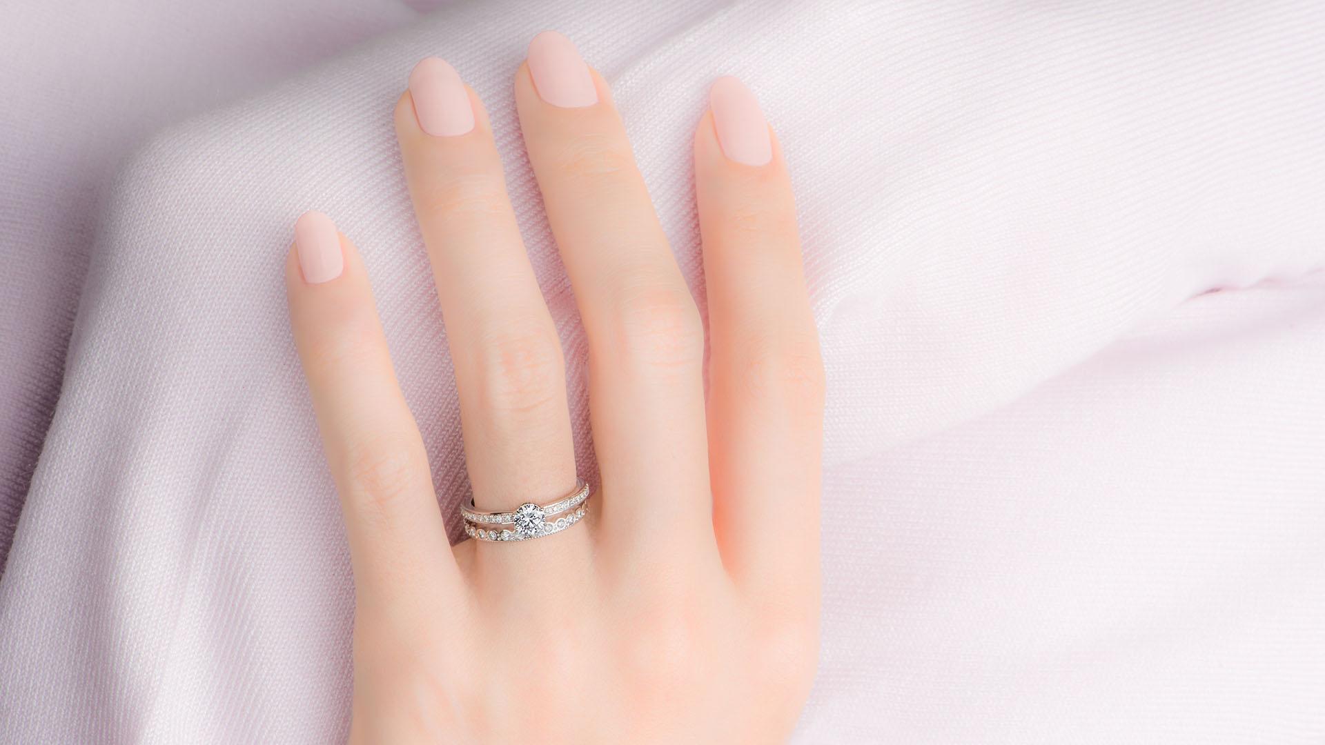 ariadne アリアドネ   結婚指輪サムネイル 2