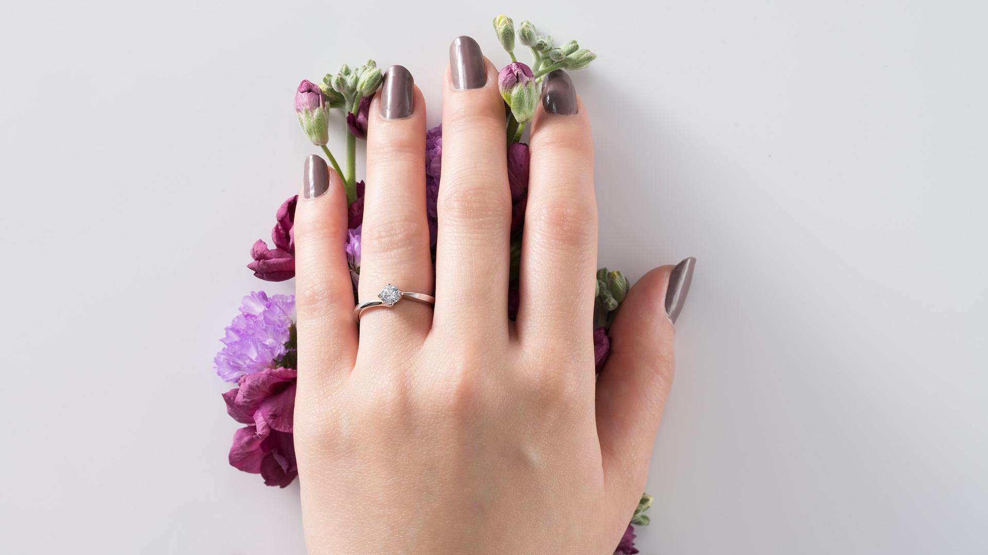 archel アーケル | 婚約指輪サムネイル 3