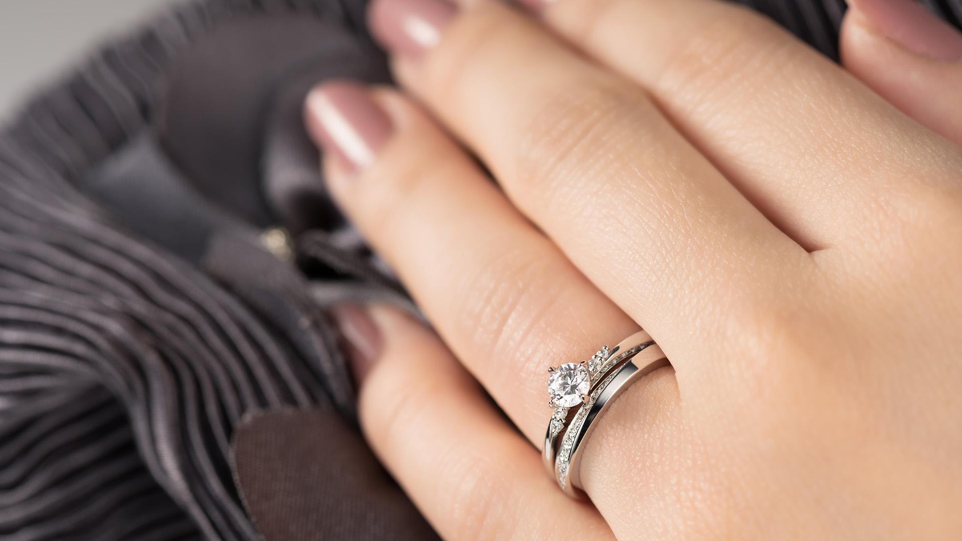 psyche プシュケー | 結婚指輪サムネイル 4