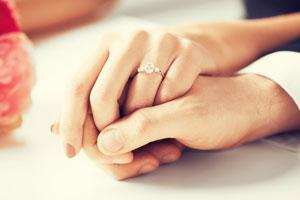 彼に「婚約指輪が欲しい」と伝えるテクニック