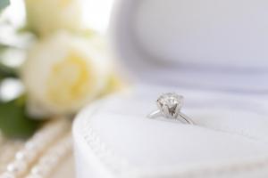 婚約指輪の必要性を伝える