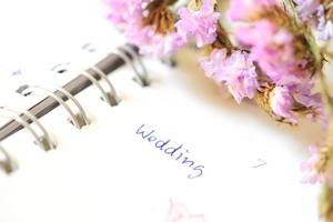 結婚式より先?後? 籍を入れるベストなタイミング