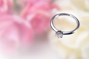 そもそも婚約指輪とは