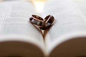 ゴールドの結婚指輪の種類