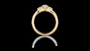 日常でも使える婚約指輪にするならイエローゴールドがおすすめ